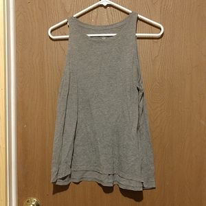 Old Navy gray tank